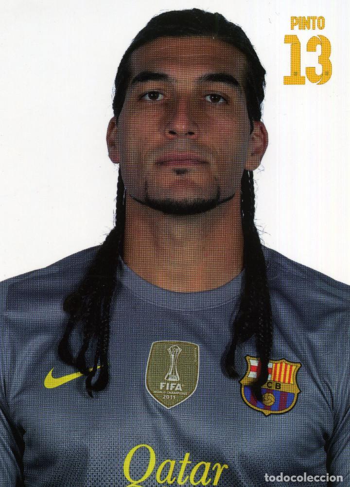 Coleccionismo deportivo: FC BARCELONA - TEMPORADA 2012-13 (23 POSTALES) - Foto 13 - 206361143