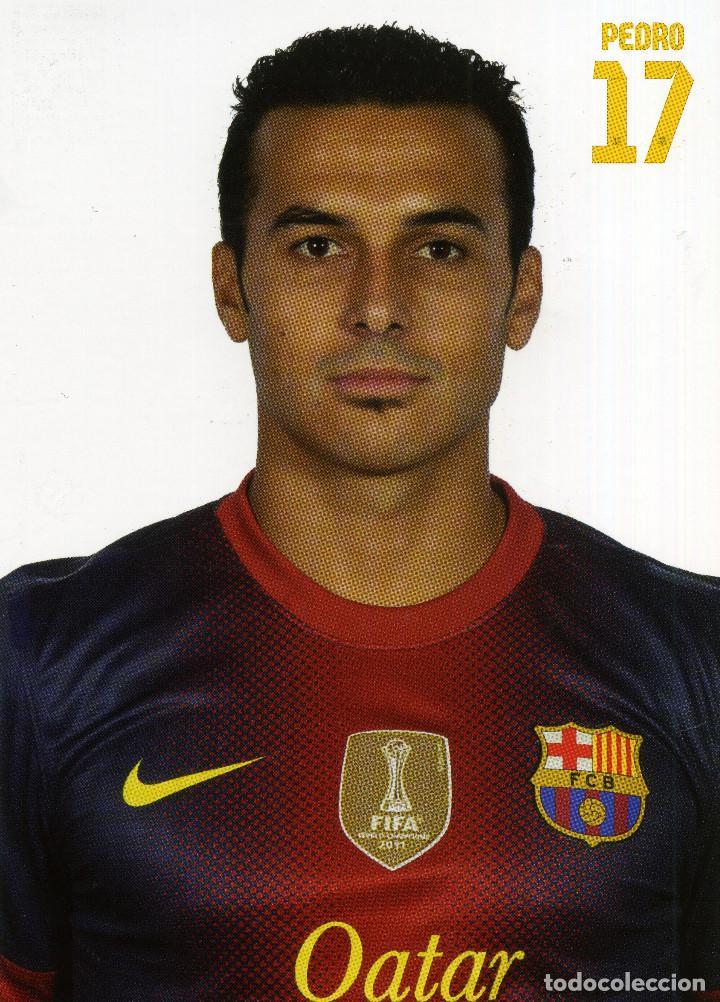 Coleccionismo deportivo: FC BARCELONA - TEMPORADA 2012-13 (23 POSTALES) - Foto 17 - 206361143
