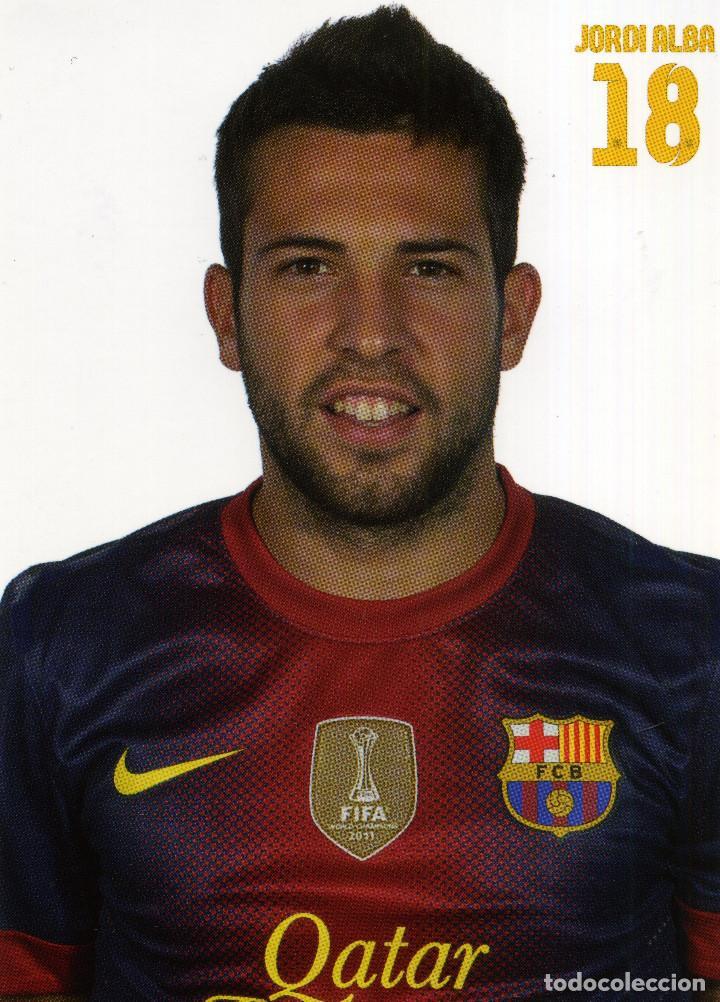 Coleccionismo deportivo: FC BARCELONA - TEMPORADA 2012-13 (23 POSTALES) - Foto 18 - 206361143