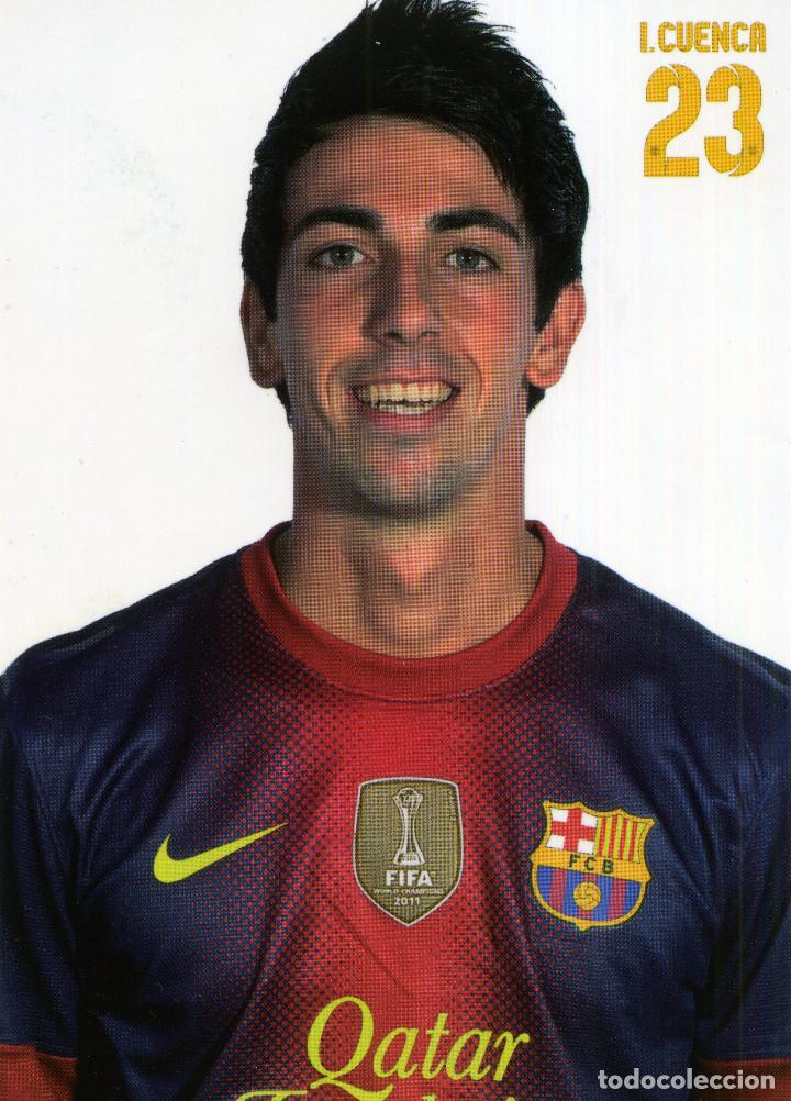 Coleccionismo deportivo: FC BARCELONA - TEMPORADA 2012-13 (23 POSTALES) - Foto 20 - 206361143
