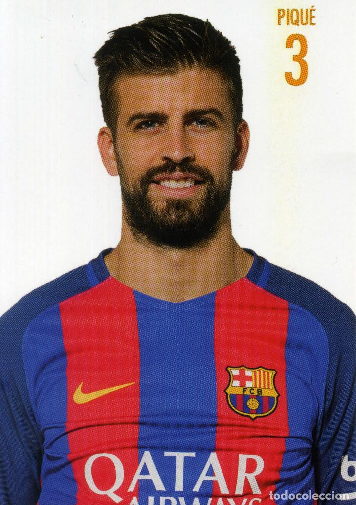 Coleccionismo deportivo: FC BARCELONA - TEMPORADA 2015-16 (23 POSTALES) - Foto 3 - 206365987