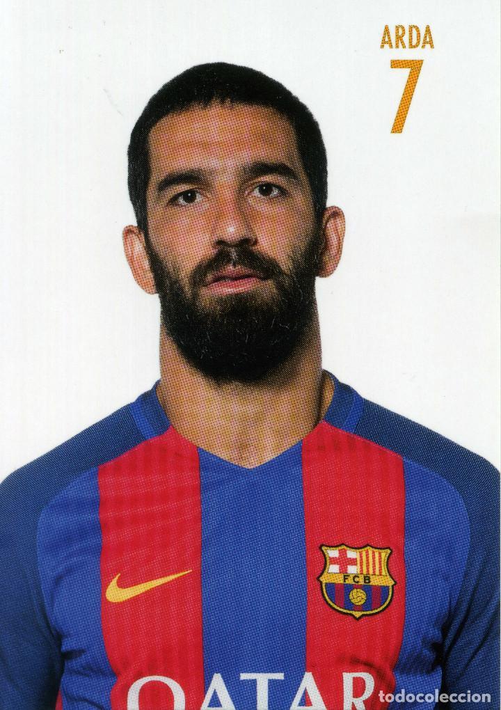 Coleccionismo deportivo: FC BARCELONA - TEMPORADA 2015-16 (23 POSTALES) - Foto 7 - 206365987