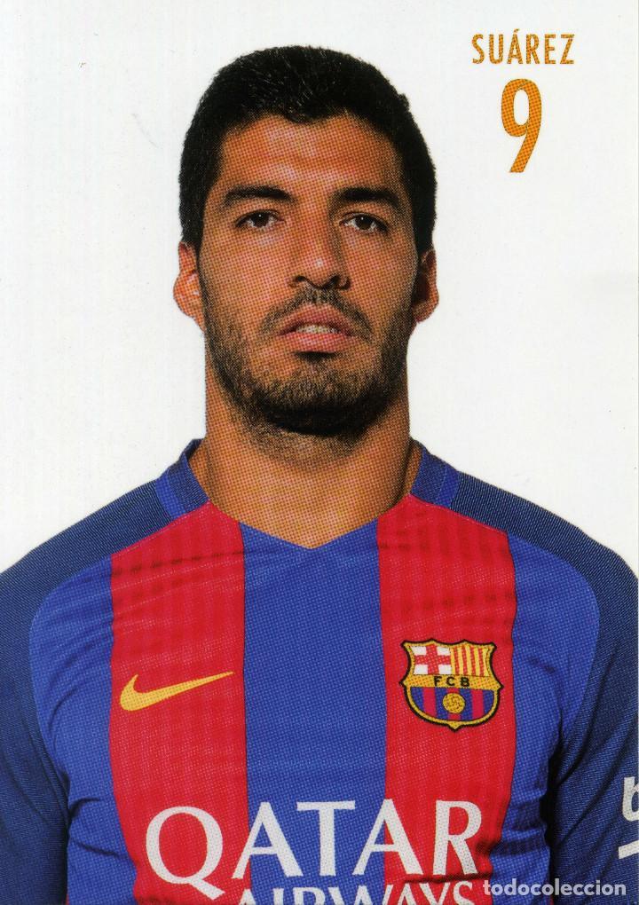Coleccionismo deportivo: FC BARCELONA - TEMPORADA 2015-16 (23 POSTALES) - Foto 9 - 206365987