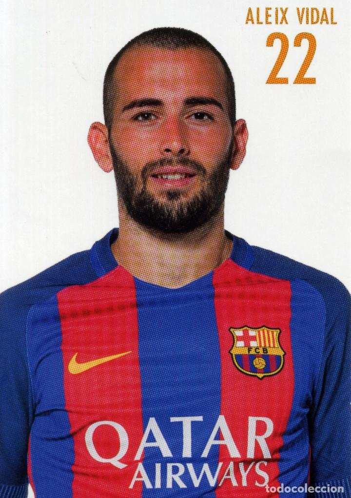 Coleccionismo deportivo: FC BARCELONA - TEMPORADA 2015-16 (23 POSTALES) - Foto 19 - 206365987