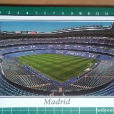 Coleccionismo deportivo: POSTAL SIN USO - ESTADIO SANTIAGO BERNABEU - REAL MADRID C.F.. Lote 207234212