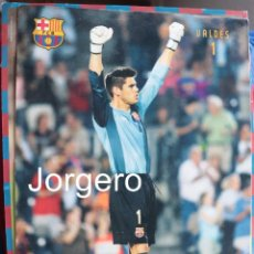 Coleccionismo deportivo: VÍCTOR VALDÉS F.C. BARCELONA 2006-2007. LÁMINA PÓSTER. Lote 207597691