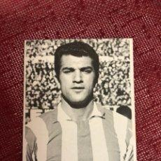 Coleccionismo deportivo: CROMO POSTAL COLO Y RUIZ SOSA ATLÉTICO DE MADRID. Lote 209164545