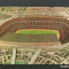 Coleccionismo deportivo: POSTAL CIRCULADA FUTBOL - BARCELONA 14 - CAMPO DE FUTBOL - EDITA RAKER. Lote 209701405