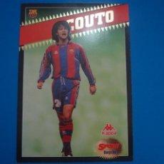 Coleccionismo deportivo: LAMINA DE FUTBOL COUTO DEL F.C.BARCELONA DE DIARIO SPORT. Lote 210099297