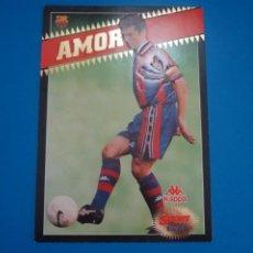 Coleccionismo deportivo: LAMINA DE FUTBOL AMOR DEL F.C.BARCELONA DE DIARIO SPORT. Lote 210099407