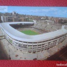 Coleccionismo deportivo: POST CARD ESTADIO CAMPO DE FÚTBOL SANTIAGO BERNABEU REAL MADRID FOOTBALL STADIUM SOCCER SPAIN ESPAÑA. Lote 210365437