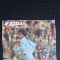 Coleccionismo deportivo: POSTAL ALFONSO REAL MADRID. Lote 210383552