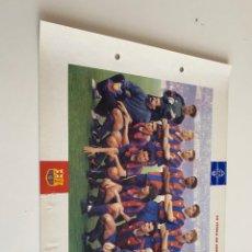 Coleccionismo deportivo: LAMINA DE FUTBOL CLUB BARCELONA EL GRAN ALBUM DEL BARCA LA VANGUARDIA Nº96 22 TITOLS DE COPA. Lote 211794980