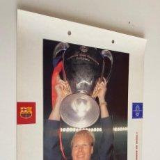 Coleccionismo deportivo: LAMINA DE FUTBOL CLUB BARCELONA EL GRAN ALBUM DEL BARCA LA VANGUARDIA Nº97 L`HEROI DE WEMBLEV. Lote 211795071