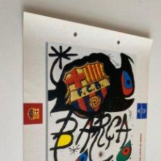 Coleccionismo deportivo: LAMINA DE FUTBOL CLUB BARCELONA EL GRAN ALBUM DEL BARCA LA VANGUARDIA Nº103 NOCES DE PLATÍ. Lote 211795366