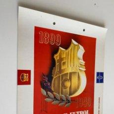 Coleccionismo deportivo: LAMINA DE FUTBOL CLUB BARCELONA EL GRAN ALBUM DEL BARCA LA VANGUARDIA Nº114 NOCES D`OR. Lote 211795860