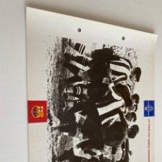Coleccionismo deportivo: LAMINA DE FUTBOL CLUB BARCELONA EL GRAN ALBUM DEL BARCA LA VANGUARDIA Nº119 LA RIVALITAT BARCA-ESPAN. Lote 211796230