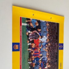 Colecionismo desportivo: LAMINA DE FUTBOL CLUB BARCELONA EL GRAN ALBUM DEL BARCA LA VANGUARDIA Nº145. Lote 211797375