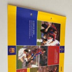 Colecionismo desportivo: LAMINA DE FUTBOL CLUB BARCELONA EL GRAN ALBUM DEL BARCA LA VANGUARDIA Nº149. Lote 211797558