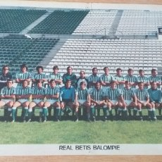 Coleccionismo deportivo: POSTAL REAL BETIS. Lote 213152841