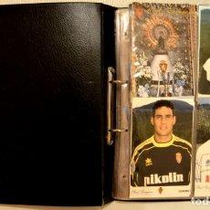 Coleccionismo deportivo: REAL ZARAGOZA RECOPA Y DIVERSOS - VER FOTOS. Lote 214076735
