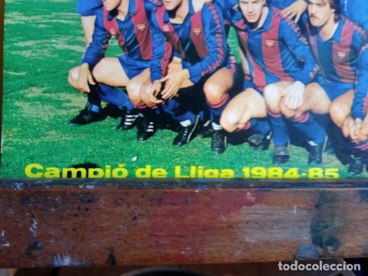 Coleccionismo deportivo: F.C.BARCELONA POSTAL - Foto 2 - 215461792