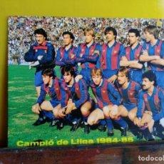 Coleccionismo deportivo: F.C.BARCELONA POSTAL. Lote 215461792