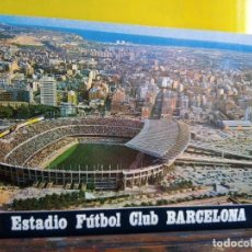 Coleccionismo deportivo: CAMP NOU F.C.BARCELONA POSTAL. Lote 215461982