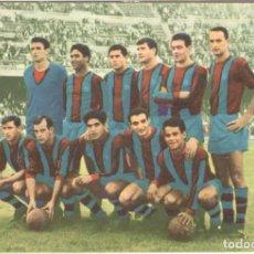 Collezionismo sportivo: POSTAL - BARCELONA C. F. Nº 20 TARJEFHER AÑO 1965 SIN CIRCULAR.. Lote 215829391