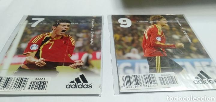 Coleccionismo deportivo: LOTE 22 TARGETAS DE LA COLECCION ADIDAS - Foto 16 - 216382477