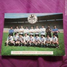 Coleccionismo deportivo: UNIÓN DEPORTIVA SALAMANCA. Lote 217397983