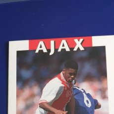 Coleccionismo deportivo: POSTAL KLUIVERT.AJAX.. Lote 218793841