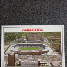 Collezionismo sportivo: POSTAL CAMPO LA ROMAREDA - ZARAGOZA. Lote 220563401