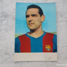 Coleccionismo deportivo: POSTAL F.C. BARCELONA. JESÚS GARAY.. Lote 221266370