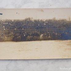 Coleccionismo deportivo: POSTAL CRÉO QUÉ DEL ANTIGUO ESTADIO DE LES CORTS F.C. BARCELONA. Lote 221268335