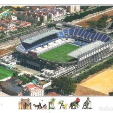 Coleccionismo deportivo: POSTAL ESTADIO LA ROSALEDA (MÁLAGA). Lote 221678402
