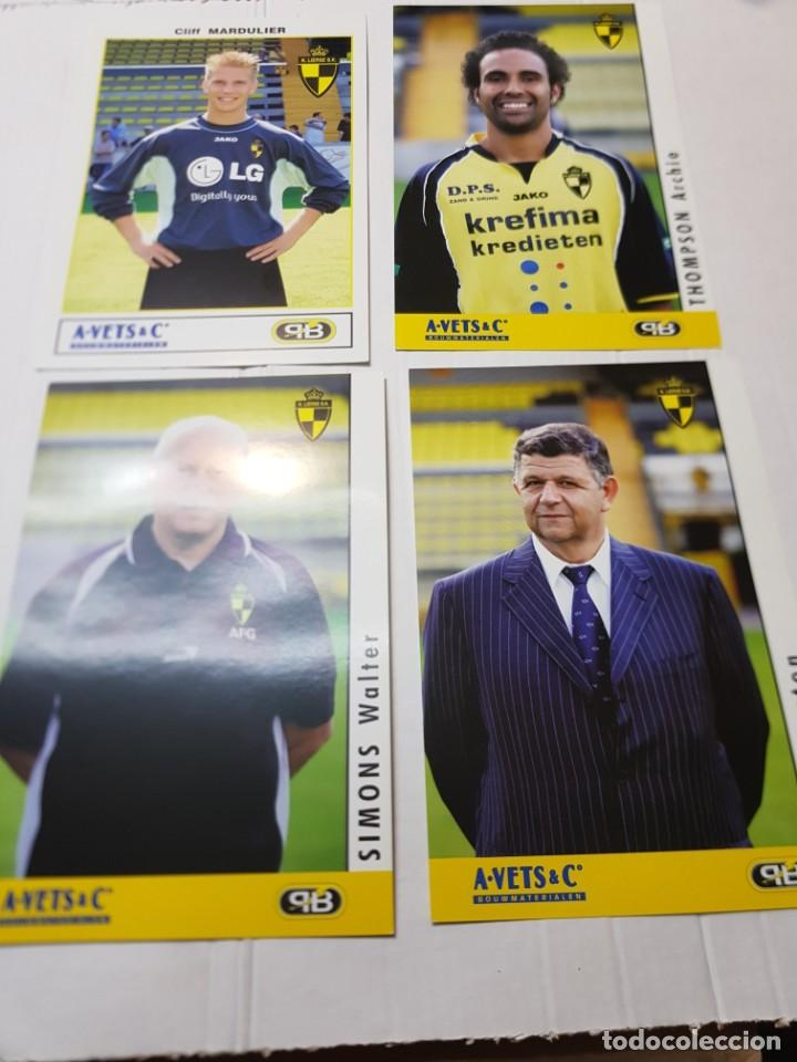 Coleccionismo deportivo: Postales de Futbol hay de varias tipos lote 20 - Foto 5 - 221749198