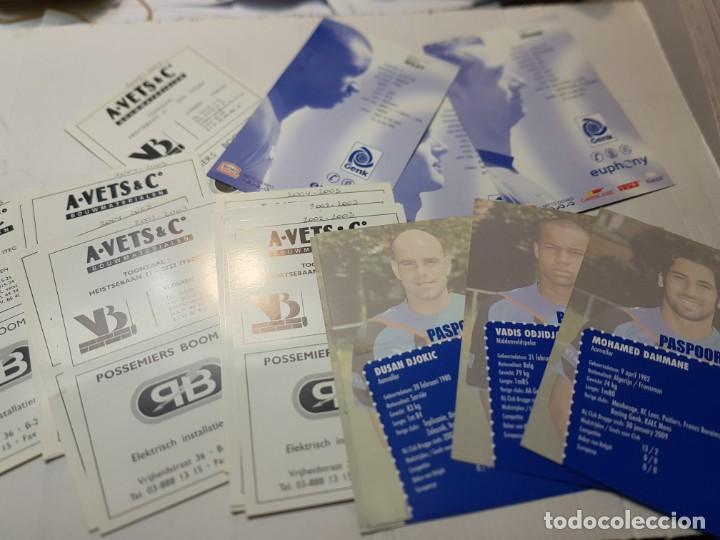 Coleccionismo deportivo: Postales de Futbol hay de varias tipos lote 20 - Foto 7 - 221749198