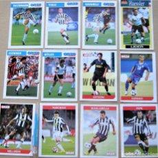 Coleccionismo deportivo: LOTE 61 UNIDADES JUVENTUS TURIN TORINO CALCIO POSTAL FOTO FICHA 15X10 POSTCARD CARTOLINA R18. Lote 222096675