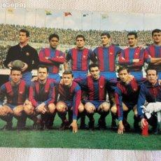 Coleccionismo deportivo: F.C. BARCELONA 1965 66 OSCARCOLOR POSTAL Nº 38 SEGUI. Lote 222121985