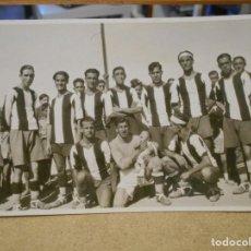 Coleccionismo deportivo: PEÑA BENITO. POSTAL DEL EQUIPO DEL AÑO 1933.. Lote 222424520
