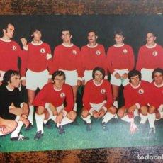 Coleccionismo deportivo: LEGIA DE VARSOVIA AÑO 1974 - FOTO/POSTAL. TAMAÑO 14X9 CM. SIN CIRCULAR.. Lote 222604908