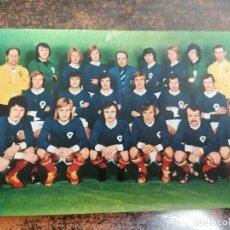 Coleccionismo deportivo: ATVIDABERG SUECIA AÑO 1974 - FOTO/POSTAL. TAMAÑO 14X9 CM. SIN CIRCULAR.. Lote 222605441