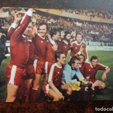 Coleccionismo deportivo: BAYERN DE MUNICH AÑO 1974 - FOTO/POSTAL. TAMAÑO 14X9 CM. SIN CIRCULAR.. Lote 222605628