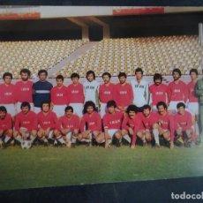 Coleccionismo deportivo: POSTAL DEL EQUIPO DE IRAN, MUNDIAL 1978, VER FOTOS. Lote 222817693