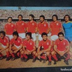 Coleccionismo deportivo: POSTAL DEL EQUIPO DE TUNEZ , MUNDIAL 1978, VER FOTOS. Lote 222818908