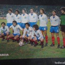 Coleccionismo deportivo: POSTAL EDITADA POR DON BALON, MUNDIAL 82, SELECCIÓN FRANCIA, VER FOTOS. Lote 222822210
