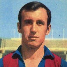 Coleccionismo deportivo: FC BARCELONA - JUAN CARLOS. Lote 222901000