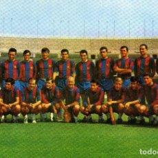 Coleccionismo deportivo: FC BARCELONA - PLANTILLA TEMPORADA 1967/68. Lote 222901115