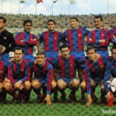 Coleccionismo deportivo: FC BARCELONA - PLANTILLA TEMPORADA 1965/66. Lote 222901387